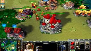 Видео прохождение игры варкрафт 3 фрозен трон