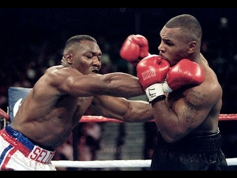 Mike Tyson Vs. Bruce Seldon HD Image 1