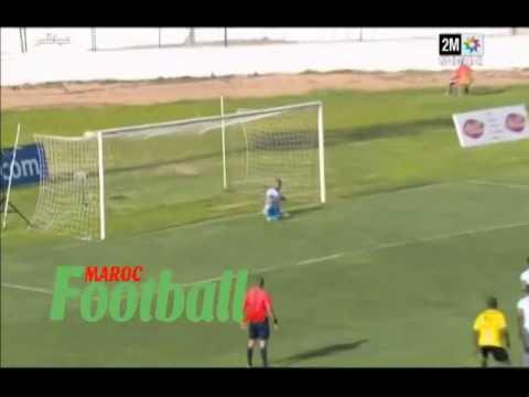 DHJ Difaa Hassani Jadidi 0-1 Itihad Z. Khemisset
