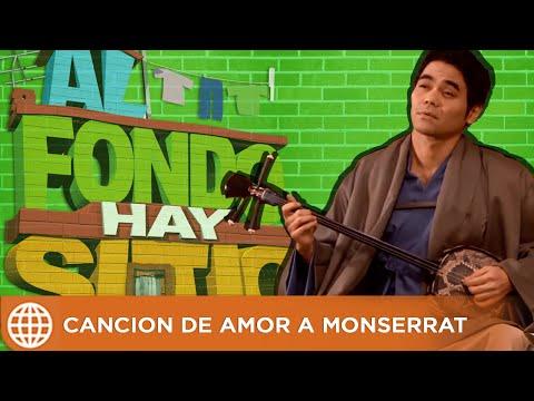 Hiro le dedica una canción de amor a Monserrat