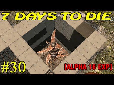 7 Days to Die Alpha 16 ► Мясорубка ► №30 (16+)