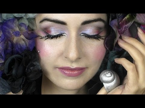 Illamasqua Freak Review & Midnight Fairy Halloween Makeup Teaser
