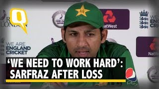 Pakistan Captain Sarfraz Ahmed on Trailing 0-3 in ODI Series Against England | The Quint