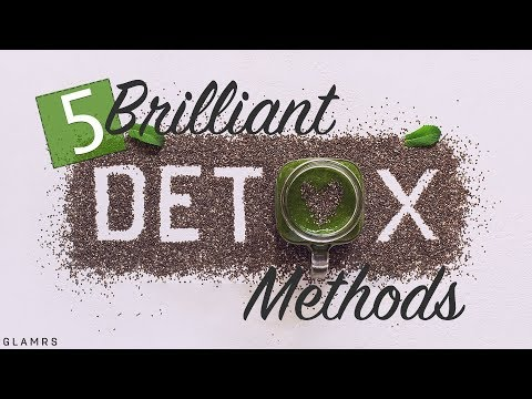 5 Ways To Detox Your Body   Weight Loss Detox
