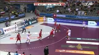 منتخب يد قطر للدور الثاني والتونسي يتعادل