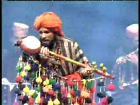 Sain Zahoor - Allah Hoo video
