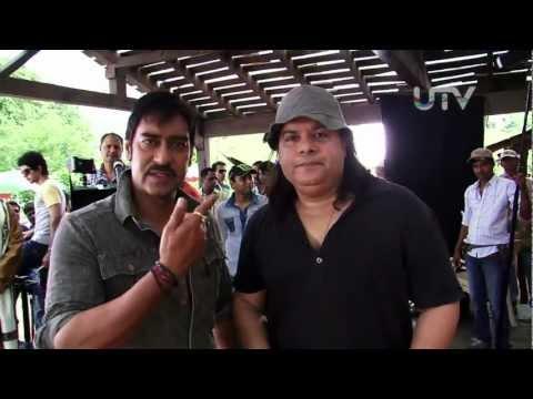 Ajay Devgns Himmatwala I Days 1 - 4 I Behind The Scenes I