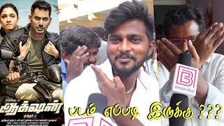 Action Public Review | Action Review | Action Movie Review | Vishal | Tamannaah