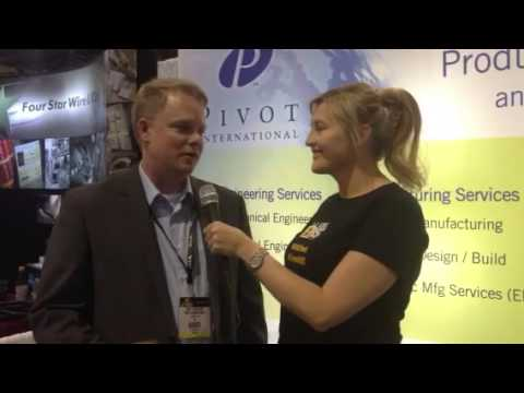 Kent from Pivot International tells us about his positive experience at ISC West and looks forward to coming back next year.