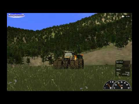 Lets play Agrar Simulator 2012 Säen Drillen AGS 12