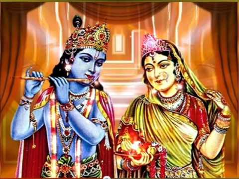 Brindavan Ka Krishna Kanhaiyya Played on Flute with Manjira...