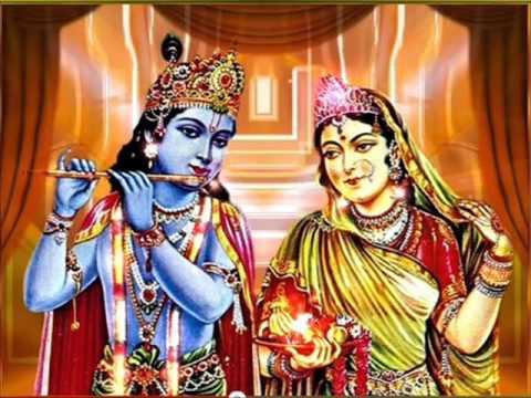 Brindavan Ka Krishna Kanhaiyya Played on Flute with Manjira...