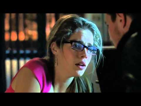 Oliver and Felicity- The Scientist