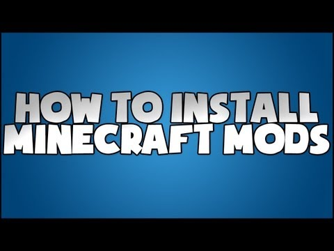 Minecraft: How To Install Minecraft Mods (The Easy Way!) 1.5.1