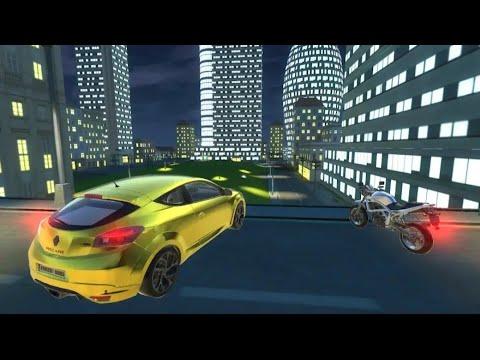 Megane RS Drift Simulator