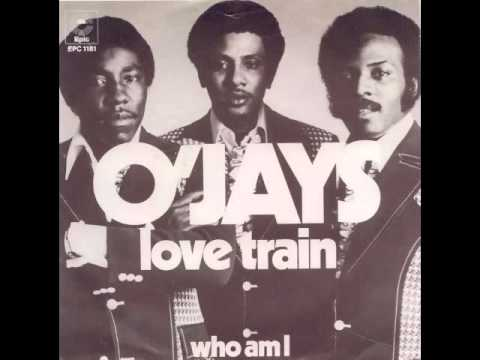Ojays - Love Train