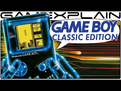What We Want in a Game Boy Classic - DISCUSSION (Form Factor, Game Selection, etc)