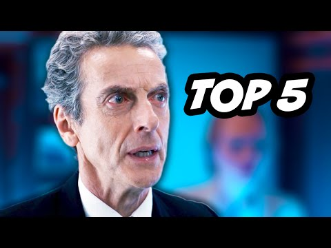 Doctor Who Series 8 Episode 8 Review and Easter Eggs