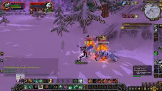 World of Warcraft - Horde Quest Guide - Fresh Frostsabers