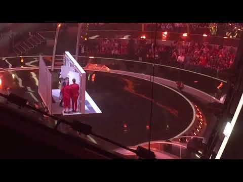 The stunning Moldavian choreo at the Eurovision Song Contest in Lisbon: DoReDoS