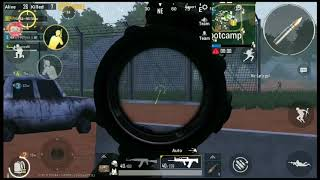 Fpp with randoms | Sad ending dying like a noob 😅 | OnePlus 5.