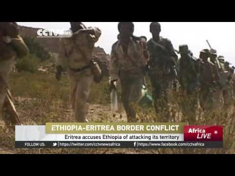 Eritrea accuses Ethiopia of attacking its territory
