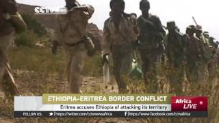 Eritrea accuses Ethiopia of attacking its territory