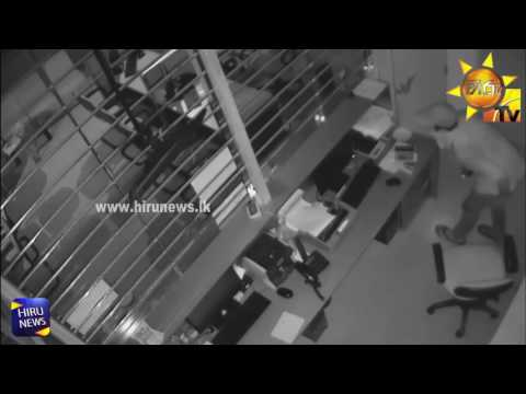 robber sneaks into f|eng