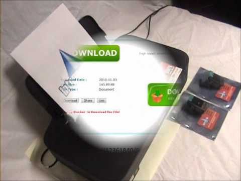 How To Fix 5B00 Error On Canon iP Series Printers (ip2700)