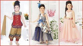 Kids Party Wear Fancy Dresses | Kids Frock Design | Girls Lehenga Design | Baby Fashion