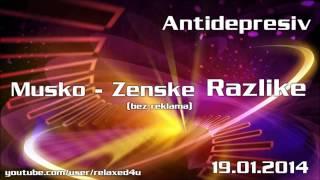 TDI Radio - Antidepresiv   Musko-Zenske Razlike (19.02.2014)