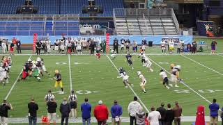 2019 East West Shrine Game: Day 3 - Team Regular and 2 Mins (West Team)