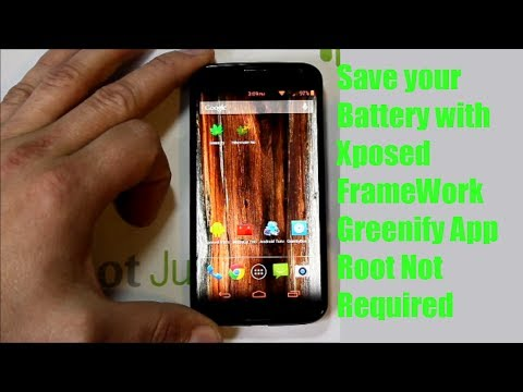 Greenify Android App for battery life. performance. & speed [Xposed]