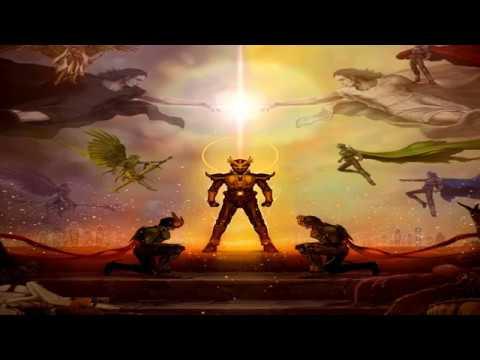 Kamen Rider Agito Opening Remix