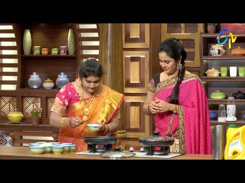 Telugu Ruchi | 30th October 2018 | Full Episode | ETV Telugu