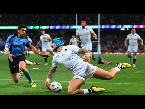 England v Uruguay - Match Highlights - Rugby World Cup 2015