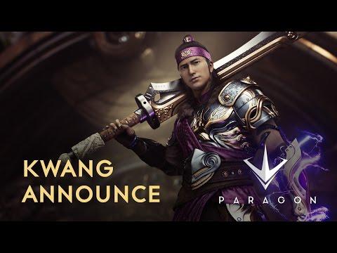 Paragon - Kwang Announce