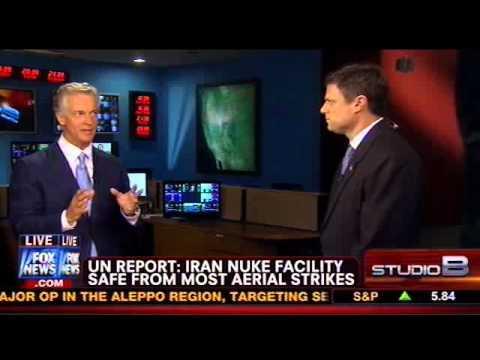 Christian Whiton discusses IAEA report on Iran's doubling of uranium centrifuges