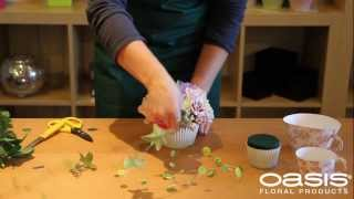 OASIS® Floral Products ~ How To ~ Two