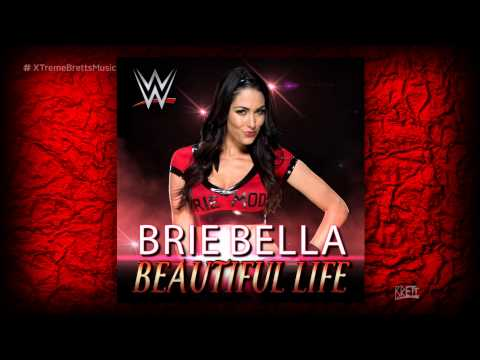 Wwe: beautiful Life [itunes Release] By Cfo$ ► Brie Bella New Theme Song video