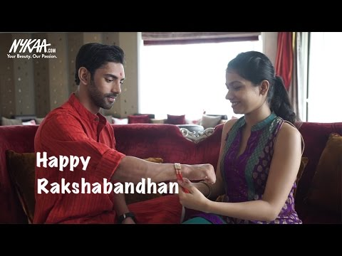 Spread love with Nykaa | Rakshabandhan Special
