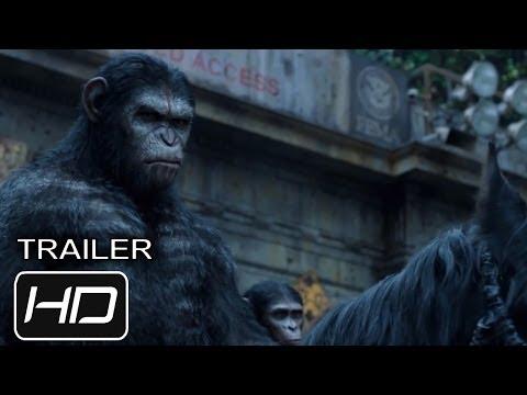 El Planeta de los Simios: Confrontación - Trailer #2 - Subtitulado Español - HD