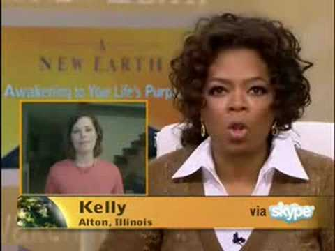Oprah Denies Christ