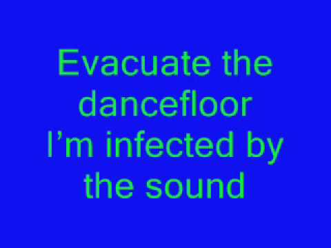 CASCADA - EVACUATE THE DANCE FLOOR LYRICS