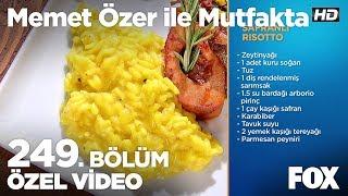 Download Lagu Safranlı Risotto! Memet Özer ile Mutfakta 249. Bölüm Gratis STAFABAND