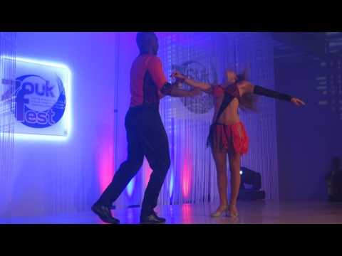ZoukFest 2017 Artistic performance by Maria and Gilson ~ video by Zouk Soul
