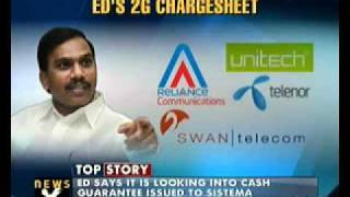 ED files chargesheet against telecom firms in 2G scam