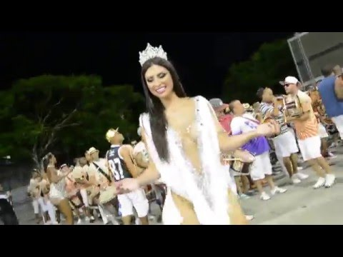 Rainha da Independente, Helena Soares vai a ensaio técnico em SP