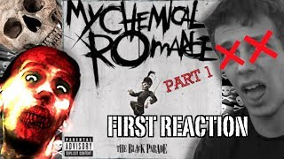 Download Lagu First Reaction to My Chemical Romance - The Black Parade!!! + Review (Part 1) ISSA CLASSIC? Gratis STAFABAND