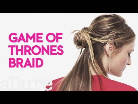Braids With Friends: Allure Game of Thrones Braid